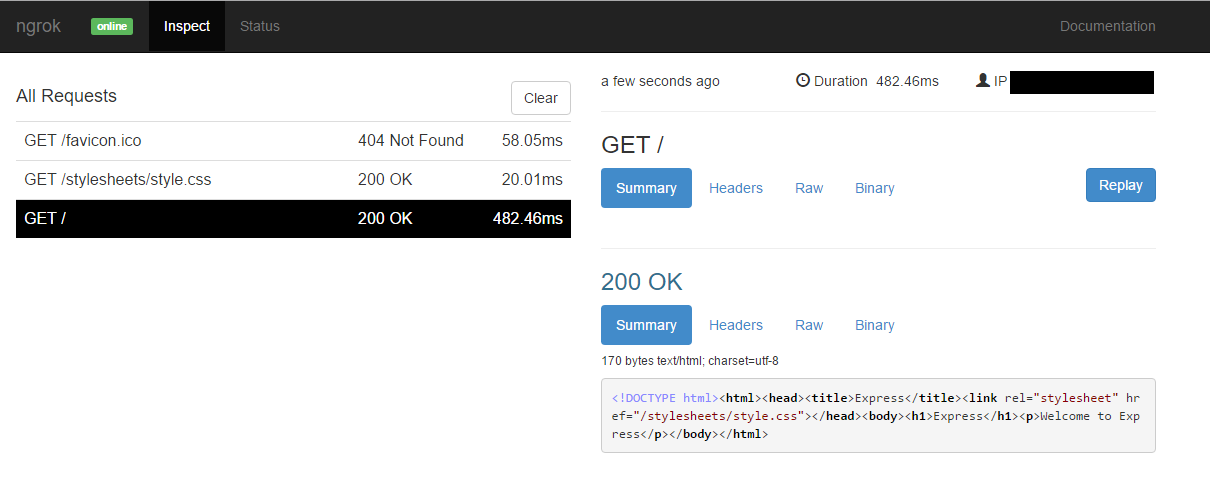 Webhook Testing in a Local Development Environment – PayJunction API